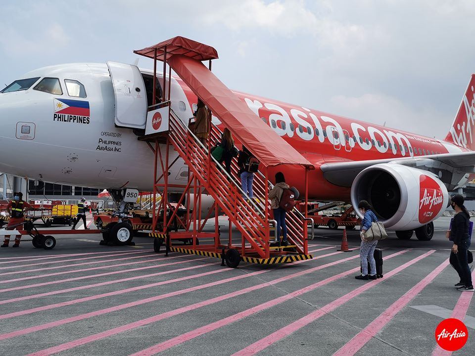 Airlines Resume Domestic Flights Under Gcq Getaway Ph